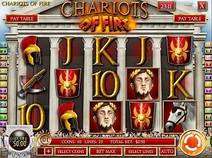 Chariots Fire Slot