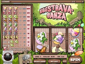 Eggstravaganza Slot From Rival